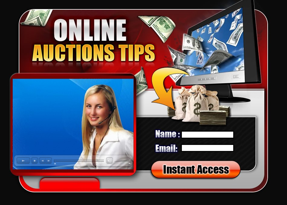 Sign up for free video series for Auction advice